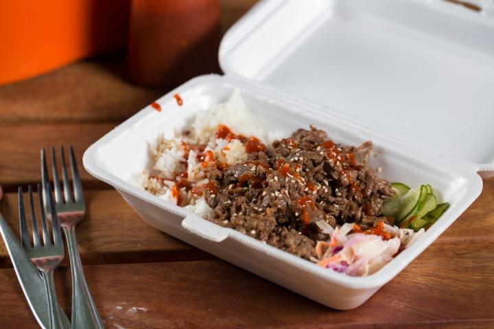 (En Asunción) Koggi: food truckcoreano